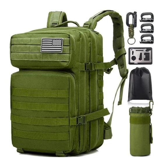 Bolso Tactico Militar Ideal Para Crossfit 42 Litros