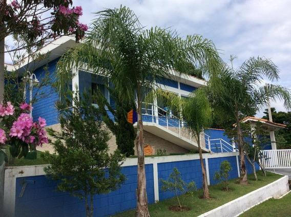 Casa Residencial À Venda, Santa Isabel - Ca0223