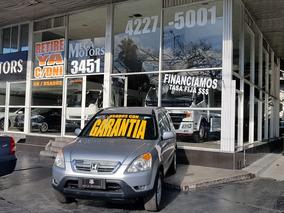 Honda Cr-v Ex Automática 4x2