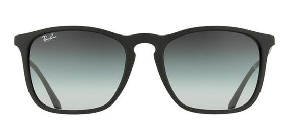 Ray Ban Rb4187l 622/8g Chris Gradiente Óculos De Sol 5,4 Cm