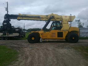 Reach Stacker Contendores Hyster 99000 Lbs