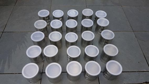 Latas De Leite Ninho - Conjunto Com 25 Latas
