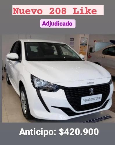 Nuevo 208 Adjudicado Peugeot  100 %