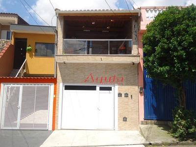 Casa Residencial À Venda, Vila Francisco Matarazzo, Santo André. - Ca0005