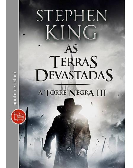 Livro As Terras Devastadas A Torre Negra 3 - Edição De Bolso