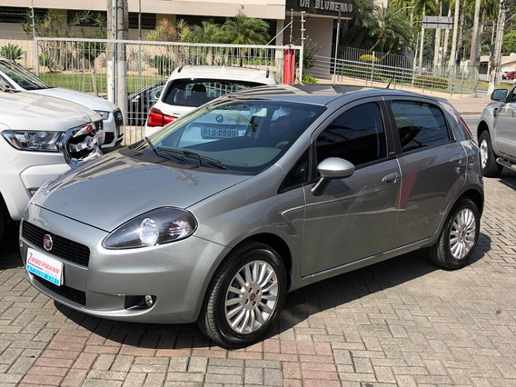 Fiat Punto 1.4 Elx 2010 Completo , Todo Revisado , Ipva Pago