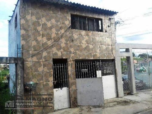Sobrado Com 2 Dormitórios À Venda, 95 M² Por R$ 300.000,00 - Ermelino Matarazzo - São Paulo/sp - So1914