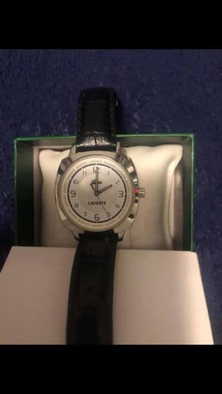 Relógio Lacoste Feminino Na Caixa- Usado Poucas Vezes.