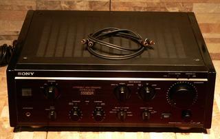 Amplificador Sony Ta-f555esr Bestial Su-distribuidor