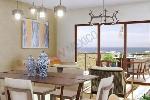 Lujoso Condominio En Los Cabos En Proyecto Vistamar