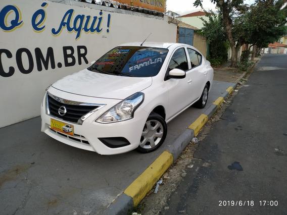 Nissan Versa 30mil Km