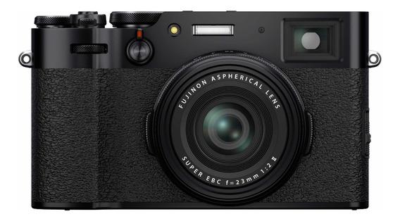 Camera Fuji X100v Cor Preta