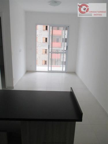 Imagem 1 de 21 de Apartamentos À Venda  Em Jundiaí/sp - Compre O Seu Apartamentos Aqui! - 1322411