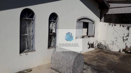 Imagem 1 de 9 de Casa Parque Da Figueira - Campinas/sp - Ca0923