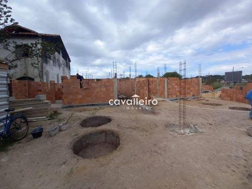 Imagem 1 de 6 de Casa Com 3 Dormitórios À Venda, 76 M²- Ponta Grossa - Maricá/rj - Ca4808