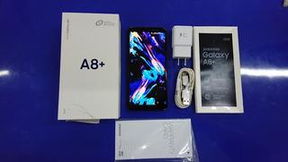 Celular Samsung A8 Plus Liberado 64gb