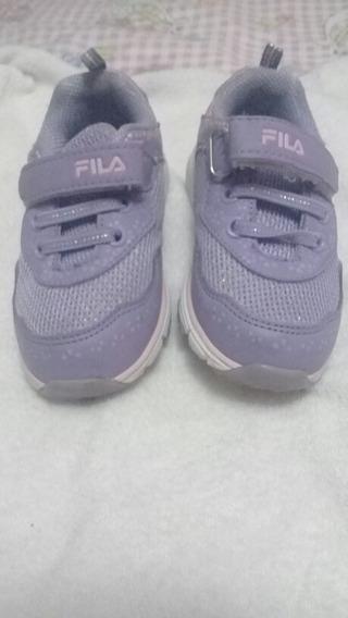 Zapatos Deportivos (originales) Niña Talla 25
