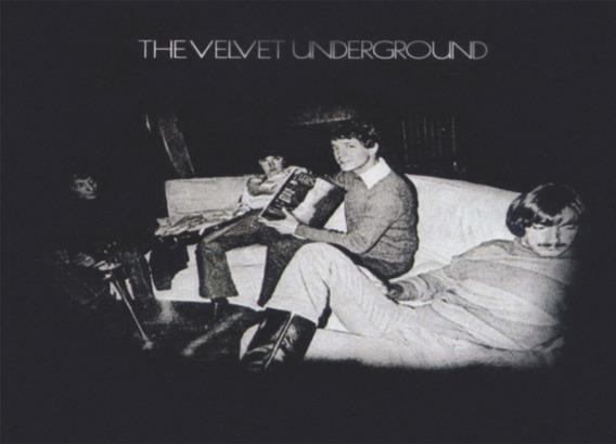 Poster Em Papel - The Velvet Underground (42cm X 29cm)