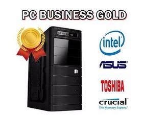 Computador Business Gold - I3 6100 - 4gb Ddr4- 500gb Hd