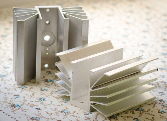 Dissipador De Alumínio 1,2kg (par)