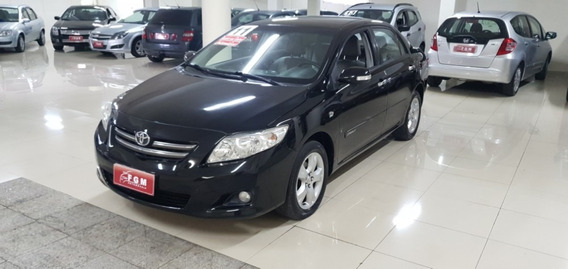 Toyota Corolla 2.0 Xei 16v Flex Aut 2011