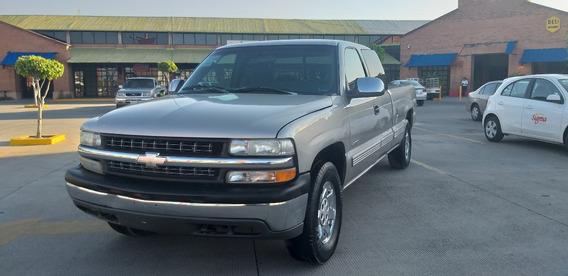 1999 Chevrolet Silverado Estandar 4x4americana Sin Legalizar