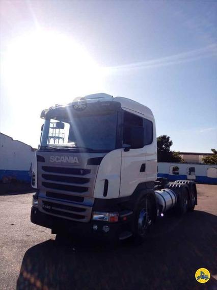 Scania R 420 6x2 2010