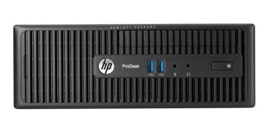 Pc Hp Prodesk 400 Sff I3 4gb 500gb W10 Pro Pod38lt