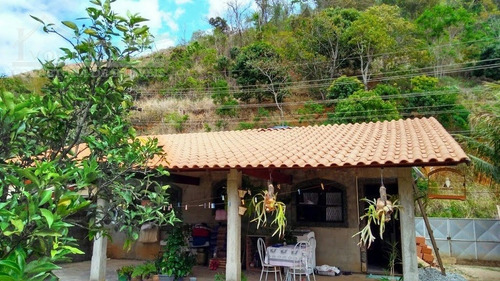 Imagem 1 de 8 de Casa Em Mantiquira  -  Paty Do Alferes - 2343