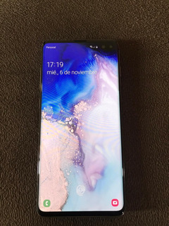 Samsung S10 + 512gb Impecable