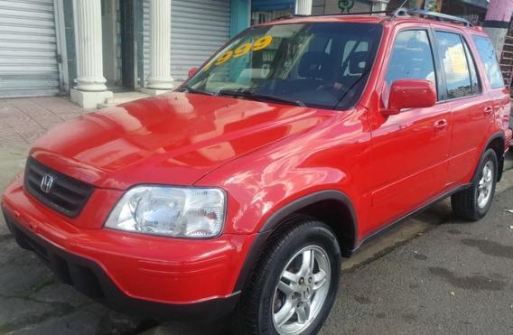 Honda Crv 1999 4x2 En Perfectas Condiciones Americana