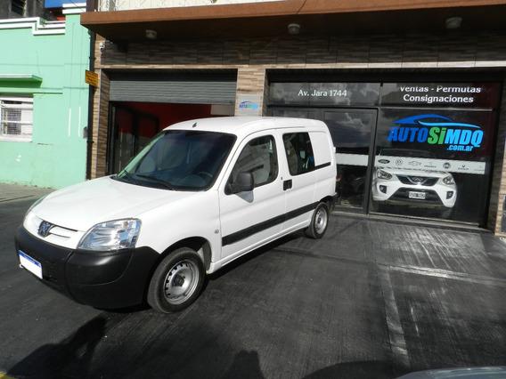 Peugeot Partner Confort 1.6 Hdi 5 Asientos Vidriada Original