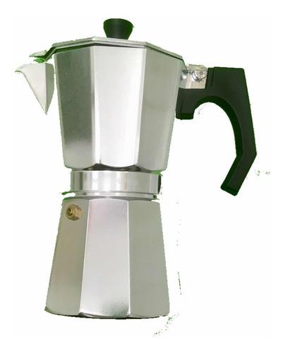 Cafetera Espresso Primula En Aluminio 6 Tazas / Cups De Lujo