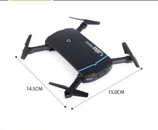 Mini Drone Wifi Cámara Rctoyco Mejor Jxd 3 Baterías
