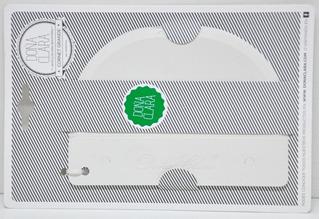 Cornet Grande Doña Clara 15x11cm Plastico