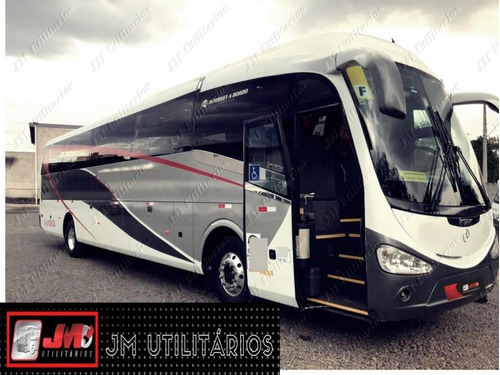 Imagem 1 de 15 de Irizar I6 Ano 2013 M. Benz 0500 Rs 46 Lug Jm Cod.124