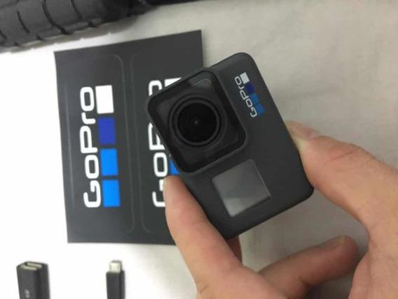 Gopro Hero 6 Black Com Acessórios