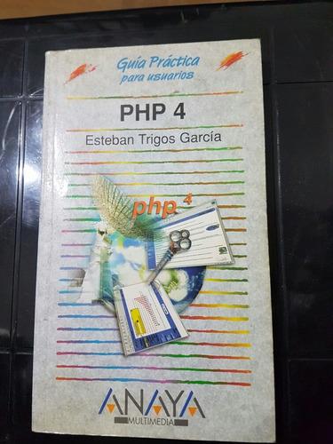 Libro Php4 Editorial Anaya