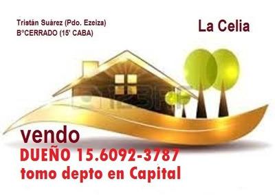 La Celia Casa Alpina Ubicación Central Lote 20x40 Arbolado
