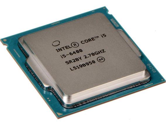 Processador Intel Core i5-6400 BXC80662I56400 4 núcleos 64 GB