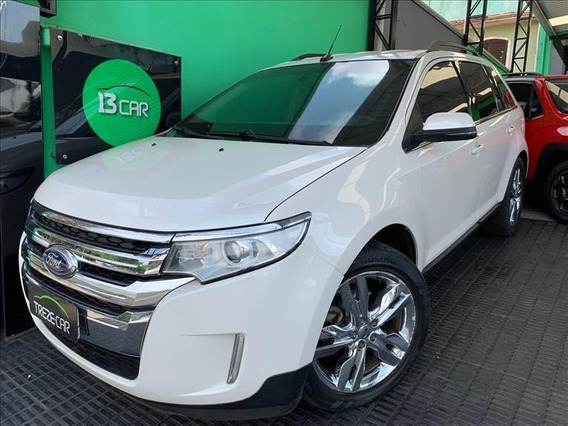 Ford Edge 3.5 V6 Limited Automática - Blindada