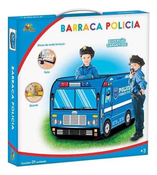 Cabana Dos Meninos Toca Barraca Infantil Policia Delegacia