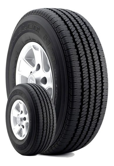 Combo 2 Neumáticos 245/70 R16 Dueler Ht 684 Iii Ecopia Bridgestone