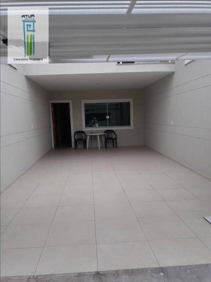 Sobrado Com 3 Dormitórios À Venda, 130 M² Por R$ 530.000 - Vila Mazzei - São Paulo/sp - So0233