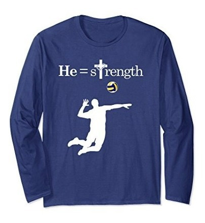 Camisa De Voleibol Christian Unisex - Nueva Camiseta He Equa