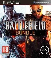 Battlefield 4 + Battlefield Hardline (ps3) Mídia Digital