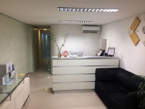 Prédio Comercial  No Anália Franco Para Venda E Locação,localização Previlegiada São Paulo - Pr0592. - Af15627