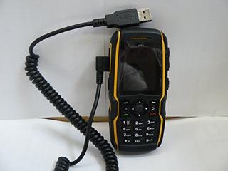Cable Cargador De Datos Usb Sonim Para Oem Original Xp1300