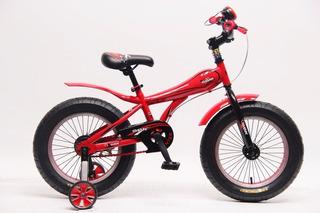 Bicicleta Infantil Rodado 16 Sbk Fat Bike R16