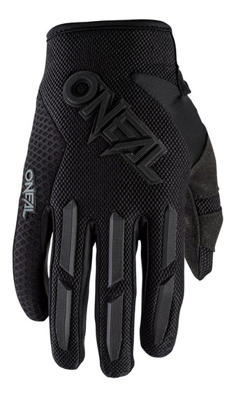 Guantes Moto Cross Oneal Element 2020 Negro Enduro Mtb